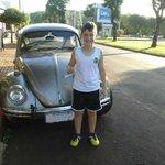 RT @g1: Menino de 10 anos guarda dinheiro e consegue comprar o primeiro carro http://t.co/91OsNPnU7C #G1 http://t.co/HLqNC6RR0D
