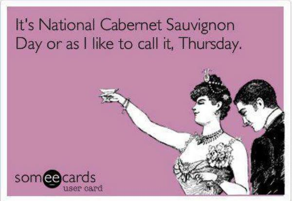 Happy #CabernetDay! What #wine will you crack open today to celebrate? http://t.co/hEk6Jc5BhP