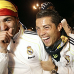 BREAKING: Benzema & Ronaldo react to news that they will be facing Glen Johnson. http://t.co/Cv6rmQn2K7