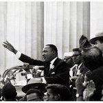 28 août 1963 À Washington, Martin Luther King lance «I have a dream» #politique http://t.co/5lF99ERATc http://t.co/yEGVLuLoj0