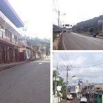 @LucioQuincioC #28A El Callao en PARO CÍVICO. Calles vacías y comercios Cerrados.#Guayana http://t.co/knQuXJMsXC