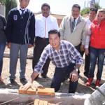 .@NestorCamarillo da inicio a construcción de 2 aulas en bachillerato de #Quecholac http://t.co/SvDXh01id6 http://t.co/hLG4sIsXdW