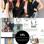 RT @RidePeloton: Check out @VPLNYC in the newest issue of Bazaar! Our coaches LOVE this brand!! #ridepeloton #fashion #fitness http://t.co/XtdZUcuIkc