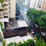 """#28A Usuarios reportaron manifestaciones en santa Fe Sur con presencia de bombas lacrimógenas http://t.co/nWifzTmaJN"""""""