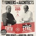 RT @GeorgeFergusonx: #Engineers v #Architects - should be good @ArchCentre @ArnolfiniArts #Bristol 8th Oct https://t.co/kustr1W2Lv @RIBA @IstructE @ICE_engineers