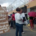 RT @DolarToday: ¡EL PAÍS SE LEVANTA! Estudiantes protestan en Makro contra las captahuellas -► https://t.co/BX5CZeIc4v http://t.co/bFgwvOZdq2