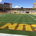 Nothing better than Gameday in Tempe! Get your mind right!!! http://t.co/fqhGheVbKh http://t.co/QvJJz3KQCB
