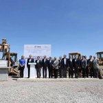 Iniciando la construcción del #MuseoBarroco se continúa con la construcción de un mejor #Puebla @RafaGobernador http://t.co/IZMtyULywn
