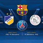 #UCL FC Barcelona calendar http://t.co/lRooRKLC2X