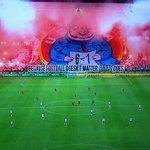 RT @Awaydays23: Legia Warsaw display with pyro at Aktobe home to tonight via @Rawicz17 http://t.co/XFHpGvcXck