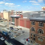 A look at the PP&L centers Northwest gate from our 5th floor space above @MobileGeniusFix Allentown. Stoked!!! http://t.co/LSqfBxqIFU