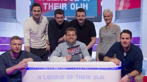 @league_official returns to @sky1 TOMORROW at 9pm with guests: Frank Lampard, @kevinbridges86 and @judmoo! http://t.co/YTcWFql1y4