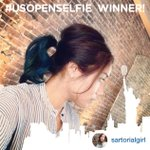 RT @JulienFarel: Congrats to @sartorialgirl who won 2 #USOpen tix + 2 PowerCoifs by participating in our #usopenselfie contest! http://t.co/vCBp00QLMs