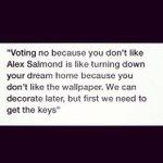Says it all #VOTEYES http://t.co/dFgIPYzqaN