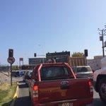 RT @callesyhoyos: #Antofagasta balmaceda/Prat 14hrs: ingresan camiones y bloquea transito, sólo en Afta @chrischile @Reclamoman RTT http://t.co/HQO0ti2ZhN
