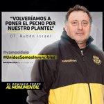 RT @BarcelonaSCweb: Este domingo #unidossomosinvencibles #todoamarilloalMonumental http://t.co/b9dOBNjtoh