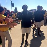RT @GamecocksOnline: HERE we get pumped up WITH our team! #HereSC #Gamecocks #TAMUvsSC http://t.co/MwZcYkw25t