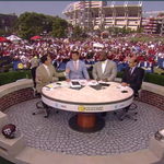RT @ESPNPR: SEC Nation on @SECNetwork is live from Williams-Brice Stadium at the University of South Carolina #TAMUvsSC http://t.co/TJ4y4RKLHX