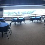 EndZone Club is ready! Come celebrate the start to the 2014 @McNeeseFootball home season tonight at 6:30! #GeauxPokes http://t.co/p85fXZUTTh