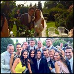 Had a great time in Florence with this bunch 😜 #congratulationspaul&lauradiresta! http://t.co/28sUBAmWZR