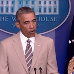 "Obama: ""Our focus right now is to protect American personnel on the ground in Iraq"" http://t.co/joypWvNBpd"