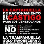 RT @unidadvenezuela: Las captahuellas son un nuevo chanchullo de este gobierno. Todos a cacerolear hoy 28A a las 8 de la noche. http://t.co/14g9rzgfji
