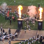 RT @RAIDERS: Here come the Raiders. http://t.co/IZer8acrxN