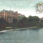 RT @OldDublinTown: Dublin History ~ The Shelbourne Hotel from St Stephens Green #Dublin @theshelbourne @dublinmuseum @VisitDublin http://t.co/KizROGj9Ra