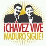 """""""@FrasesCandanga: Con Chávez y Maduro hasta la victoria Siempre !!! Todos juntos defendiendo nuestra Revolución. http://t.co/lHXTfHVcA7"""""""