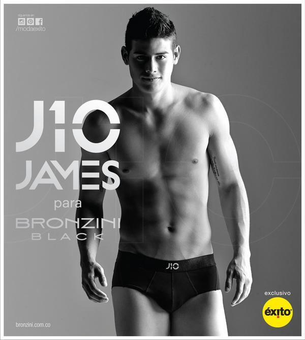 La nueva colección #J10 James para #Bronzini Black ya está disponible en tu Éxito http://t.co/T8B8DlQcFT   http://t.co/uR8i23gXNP