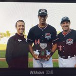 Steven Moya is your Eastern League MVP for 2014. He is the first @erie_seawolves player to receive the award! http://t.co/oPjPyvkfLG