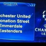 RT @Danroachlfc: Man Utds Champions League group! #MUFC #UCL http://t.co/9wANrqDTkj