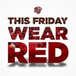 Tomorrow is Friday. That means you wear red. Its that simple. #FlamesNation #CollegeColors http://t.co/VZ5ftl9Bzm