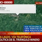 #UltimaHoraTN8 #Nicaragua #Bonanza La zona es bastante peligrosa, se trabaja duro para sacar con vida al resto. http://t.co/GktBIw95A6