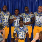 Looking fwd to Sep. 13 when @McNeeseFootball debuts these for one time only. http://t.co/VjJpxyeiKU