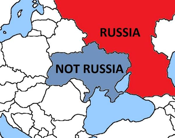 Russia is angry at Canada after @CanadaNATO tweet this picture for Russian soldiers who keep getting lost... http://t.co/cE3Jq7OZm3