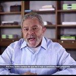 Em vídeo manipulado, Lula pede votos para Marina. PT vai à Justiça: http://t.co/2bD5gkBico http://t.co/GZqJt5x7uM