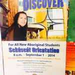 RT @trudeanstudents: Lots going on for new Aboriginal students at #myTRU. Meet and greet tmrw morning. http://t.co/06wGOOX2I6 http://t.co/ASpTrG4H0e
