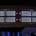 Barça are in Group F with Paris St Germain, Ajax Amsterdam and APOEL Nicosia #fcblive #UCLdraw http://t.co/z4xI5xLPTB