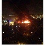 """RT @BomberosdeChile: Bomberos Ñuñoa trabaja con 10Cias en incendio, CB Stgo. Despacha en apoyo al CB Ñuñoa http://t.co/TaZwts9oJd"""""""