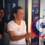 RT @gergcahiles: @sengracepoe says riding the train is one of her ways to understand how the MRT system works. @9newsph http://t.co/cIstYXRQvb