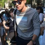 SUPERJUNlOR : [NEWSPIC] 140829 Siwon at KBS Building! http://t.co/uqfm7TFr6Y