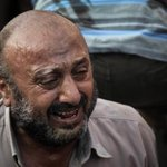 """These are war crimes,"""" says father of Gaza family wiped out by Israeli airstrike http://t.co/NeZAwPrSR3 http://t.co/e2S0A7yPhR"""""""
