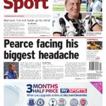 Here is YOUR FRIDAY back page.... #Notts #NFFC #MTFC #CPFC http://t.co/rQc93vBWuY