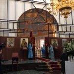 В Иванове открыт Успенский кафедральный собор. Первая литургия. http://t.co/lvDdAQxvnS