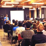 RT @swwlg: @tgpHarding shares his SUW experiences with #swedunz audience: learn skills & meet cool people p.s. who is @mishguru? http://t.co/LOnYHeuCBm