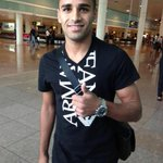 Picture: New Barcelona player Douglas arriving in Barcelona http://t.co/Mn4i9zhyVb [via @latdp]