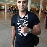 New signing Douglas Pereiera has arrived at Barcelona http://t.co/AVOvPUFOip""