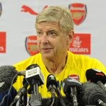 RT @Arsenal: VIDEO: Watch the managers press conference as he previews #LCFCvAFC and talks transfers: http://t.co/07QV7b3WVl http://t.co/rQihjdVX9R