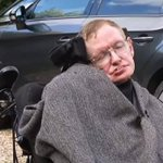 RT @Independent: MND sufferer Stephen Hawking does the #IceBucketChallenge http://t.co/I86hcoL8y1 http://t.co/I3FlVBo6y0